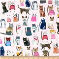 Hot Dogs & Cool Cats Organic Cats Pink