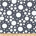 Moda Shades Of Black Tickle Dot Grey