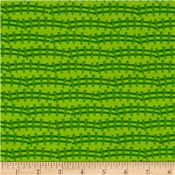 Barnyard Quilts Fence Green