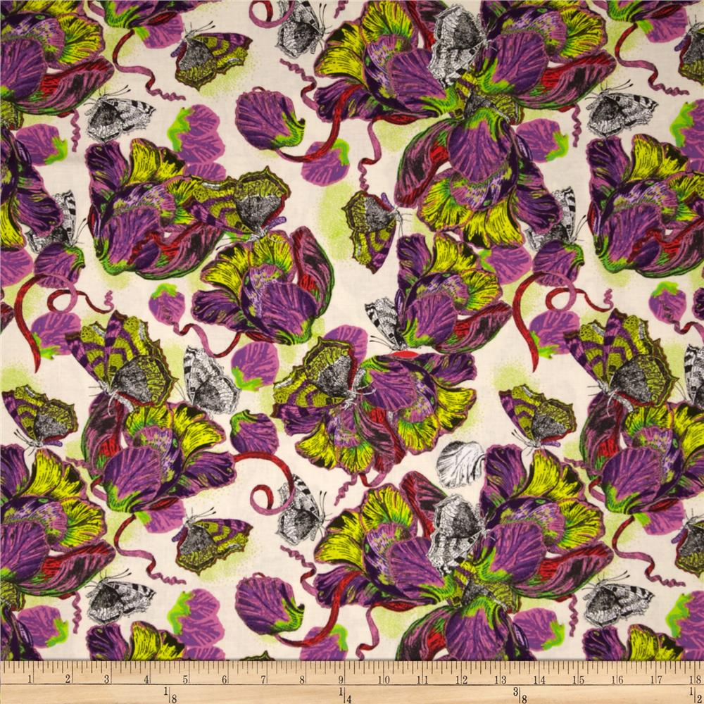 The Garden of Earthly Delights Monarch Purple