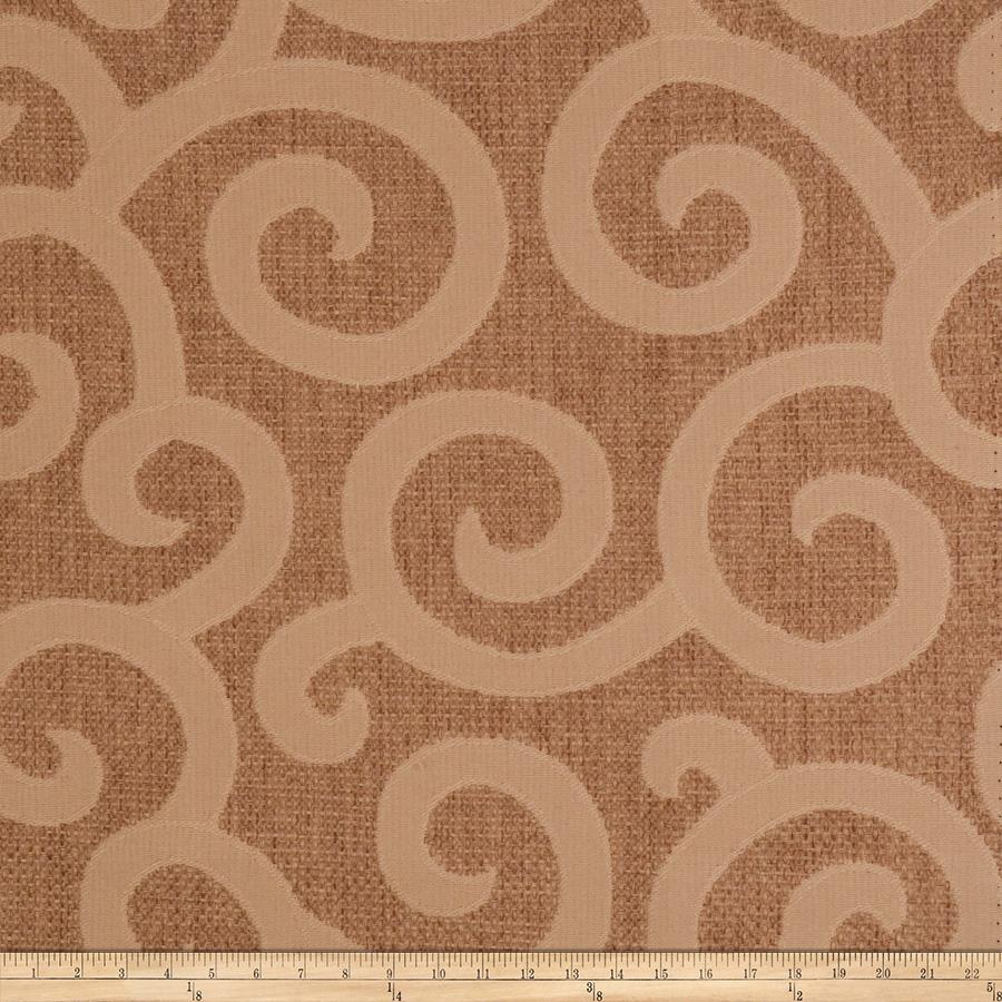 Fabricut Crazy Eights Chestnut