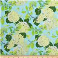 Martha Negley Westwood Floral Mix Blue