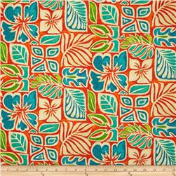 Tommy Bahama Home Sun Blocks Coral Reef Fabric