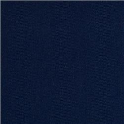 Stretch Pacific Denim Blue Fabric