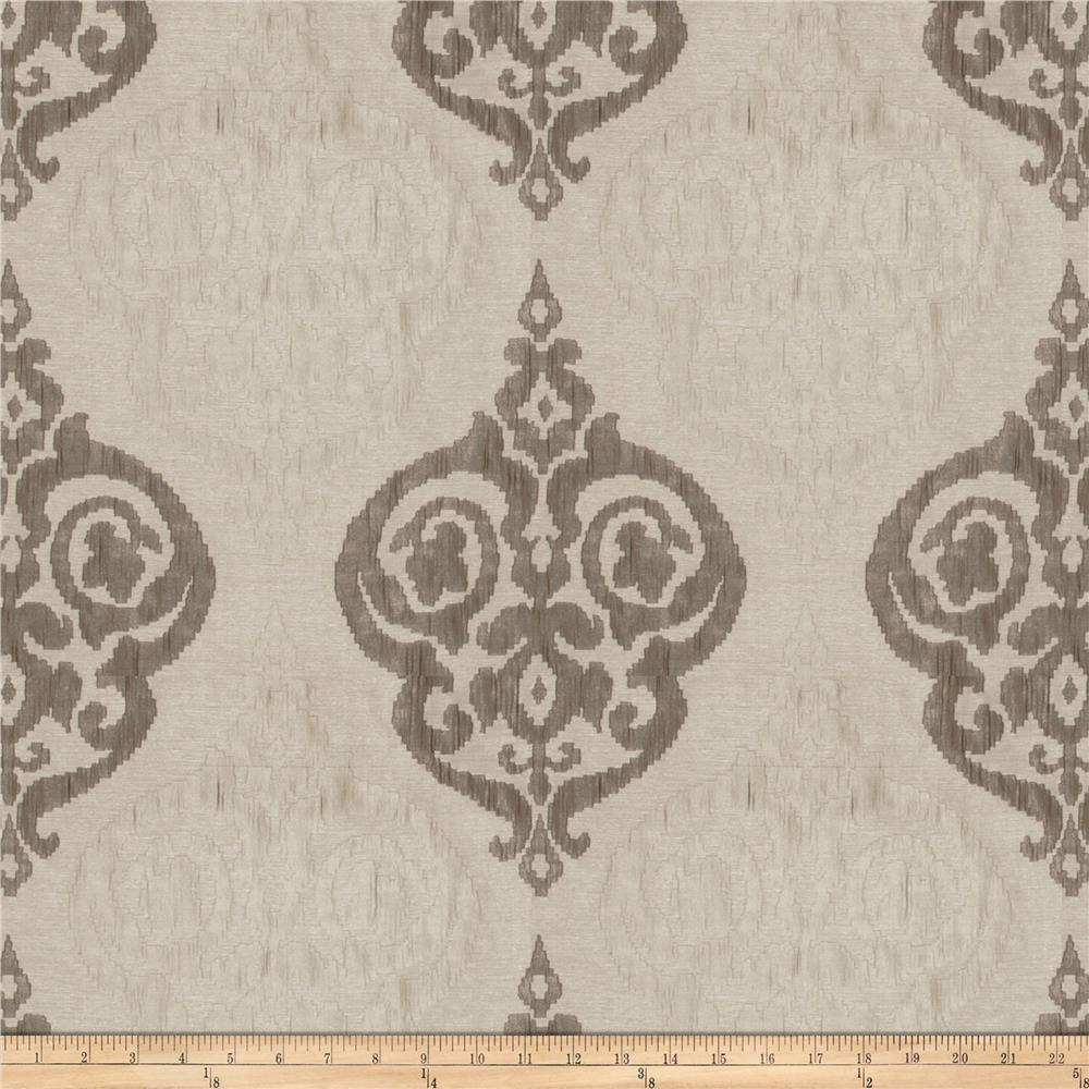 Trend 03155 Faux Silk Grey Linen
