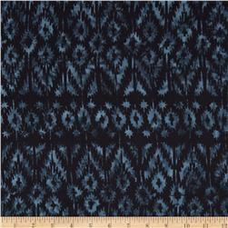Timeless Treasures Tonga Batik Rockport Ikat Ink
