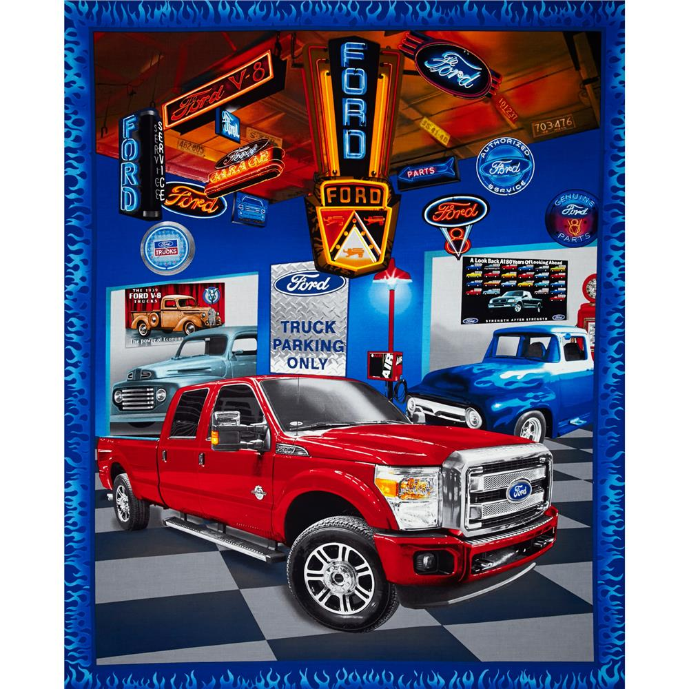 ford f150 truck panel discount designer fabric