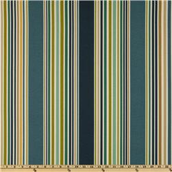P Kaufmann Indoor/Outdoor Deck Chair Stripe Navy