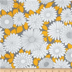 Cruzin' Floral Yellow