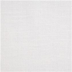European Linen Blend Shirting White