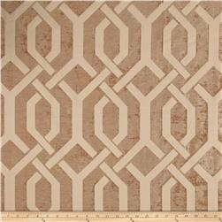 Monterey Gate Chenille Jacquard Toast
