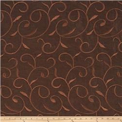 Fabricut Treat Taffeta Chestnut