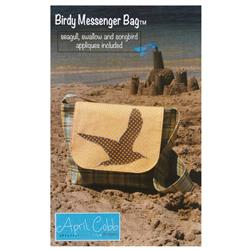 April Cobb Designs Birdy Messenger Bag Pattern