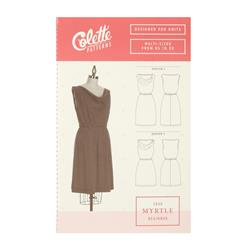 Colette Misses Myrtle Dress Pattern