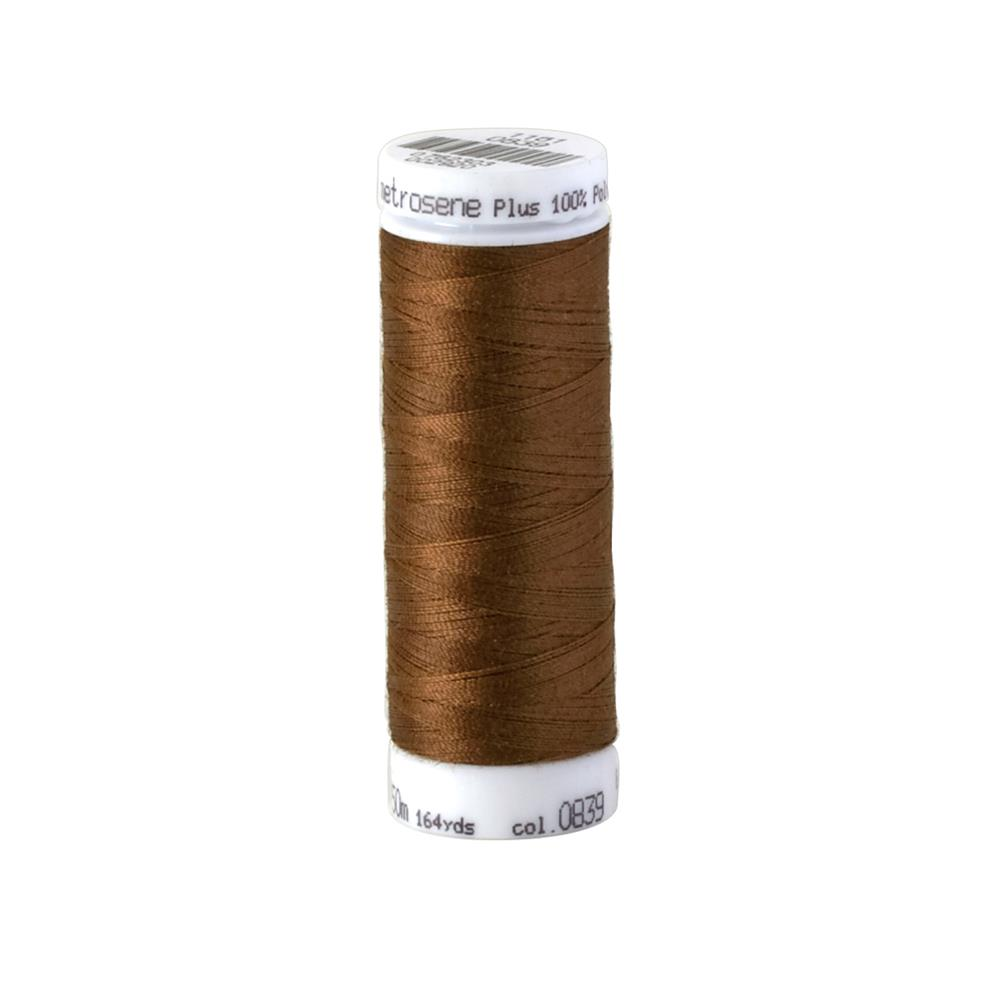 Mettler Metrosene Polyester All Purpose Thread Cinnamon