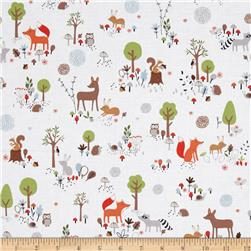 Gentle Forest Gentle Forest Scenic White