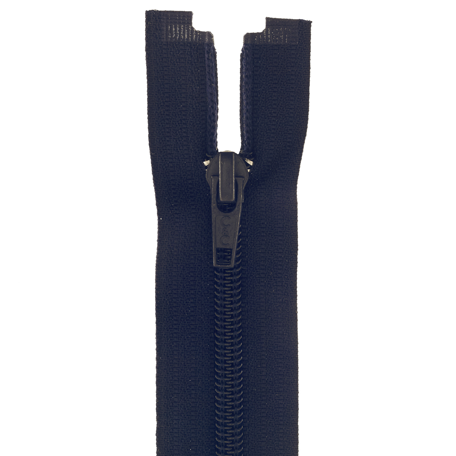 Coats & Clark Coil Separating Zipper 22'' Navy
