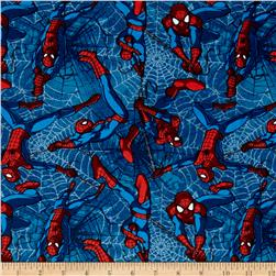 Marvel Spider Man Fly Blue