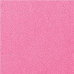 Wintry Fleece Cotton Candy Pink