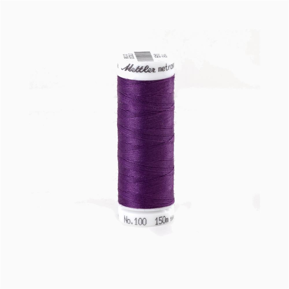 Mettler Metrosene Polyester All Purpose Thread Orchid