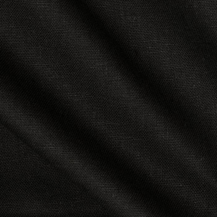 Kaufman Essex Linen Blend Black