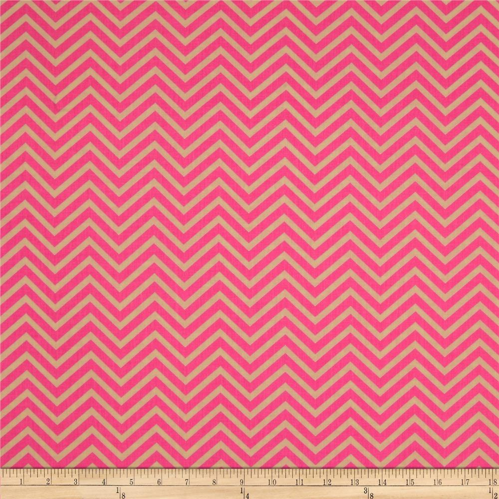 Bright Now Chevron Pink