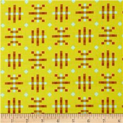 Anna Maria Horner Honor Roll Misguided Gingham Citrus