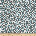 Cozy Cotton Flannel Skin Aqua