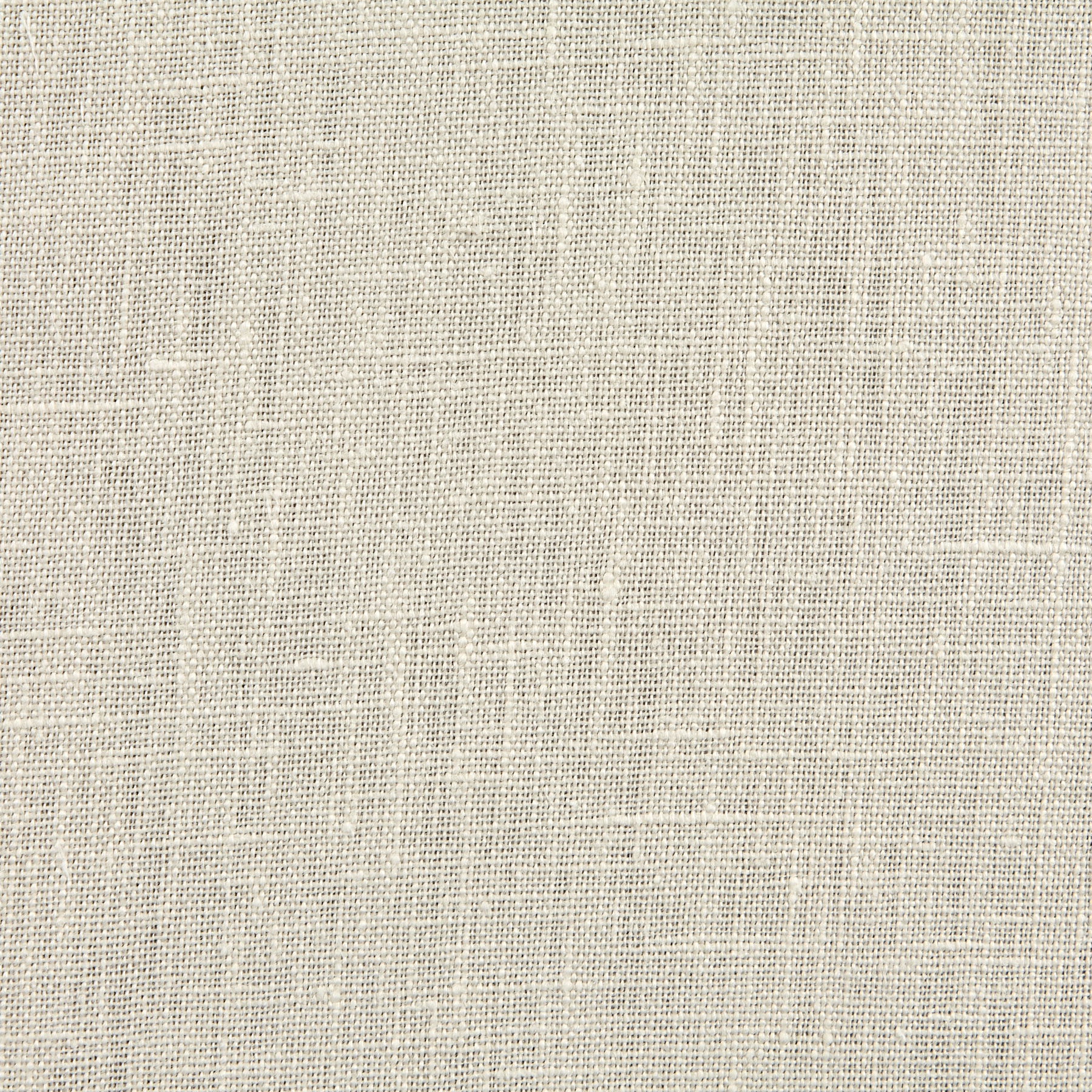 European 100% Washed Linen Eggshell Fabric by Noveltex in USA