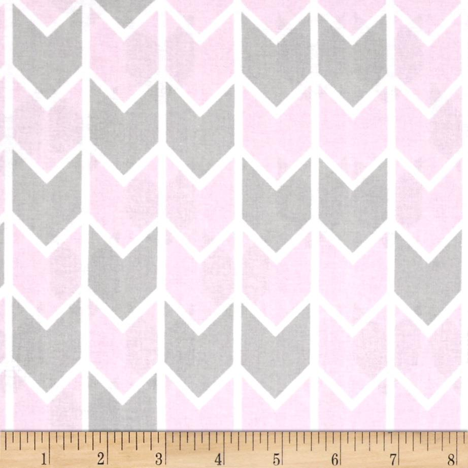 Harper Down Arrow Pink
