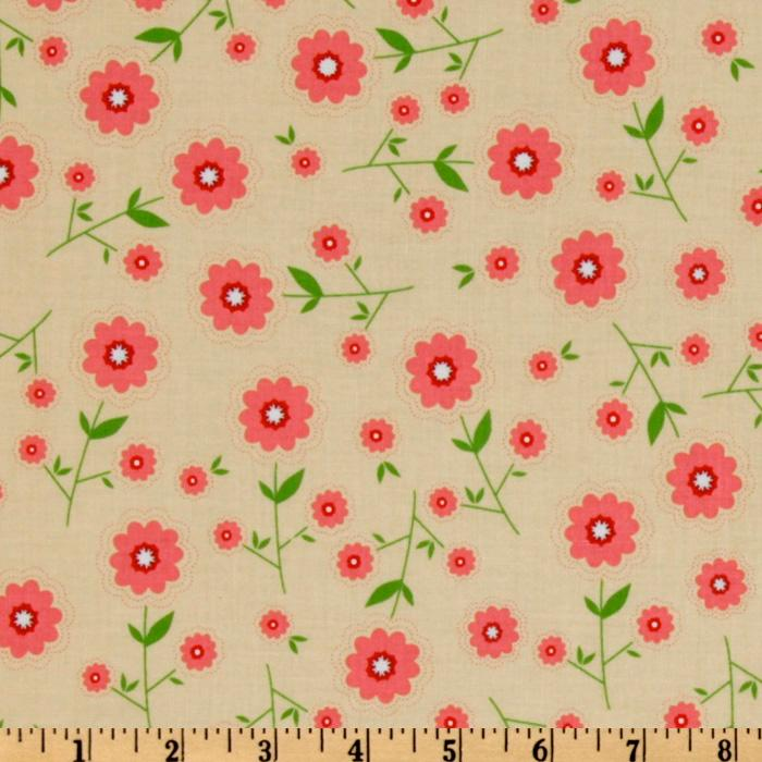 Delighted! Floral Pink
