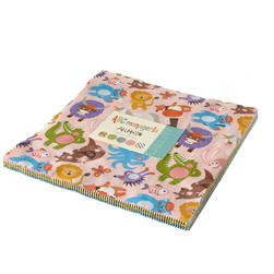 "Moda ABC Menagerie 10"" Layer Cake"