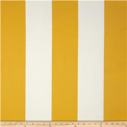 Bella Dura Eco-Friendly Indoor/Outdoor Cabana Stripe Yellow
