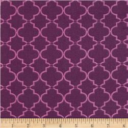 Lattice Tonal Purple