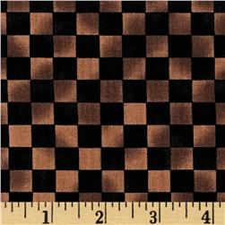 Graphix Checkered Black/Brown