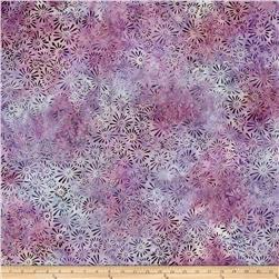 Batavian Batik Flower Field Little Pink/Purple