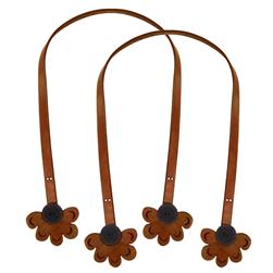 Cindy's Purse Straps 24'' Daisy Cherry