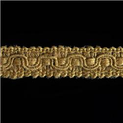Expo 7/8'' Ada Woven Braid Trim Natural