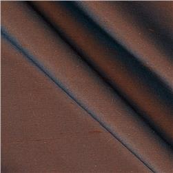 Dupioni Silk Fabric Irridescent Dune