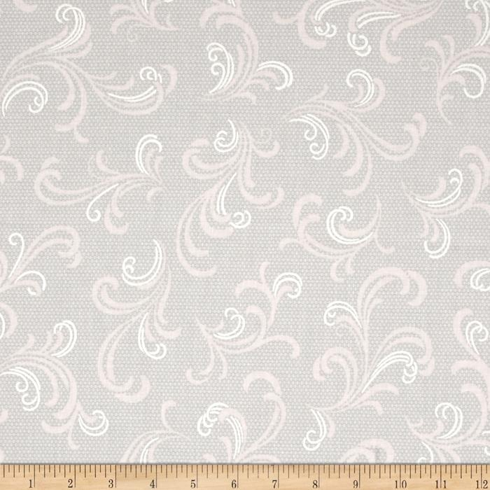 Downton Abbey Celebrations Metallic Brocade Flourish Pink