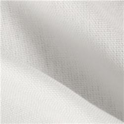 Moda Woven Toweling White Fabric