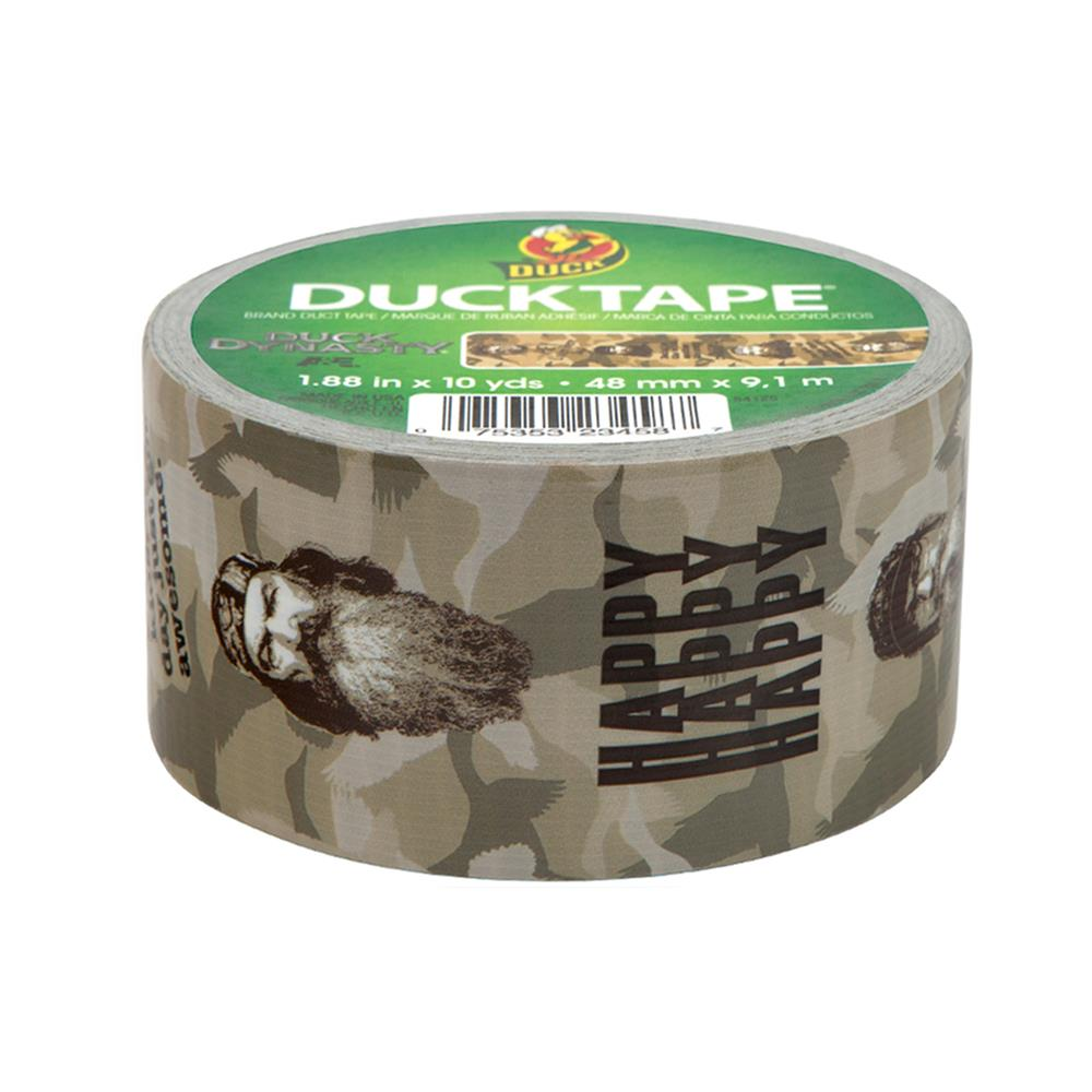"Licensed Duck Tape 1.88"" x 10yd-Duck Dynasty"