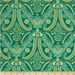 Amy Butler Hapi Filigree Bamboo Fabric