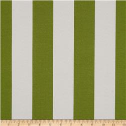 Premier Prints Indoor/Outdoor Stripe Bay Green