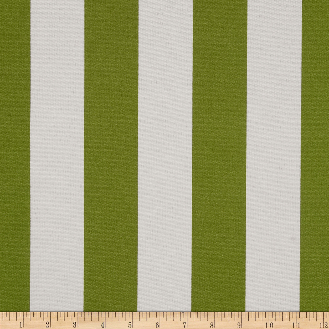 Premier Prints Indoor/Outdoor Premier Stripe Bay Green Fabric