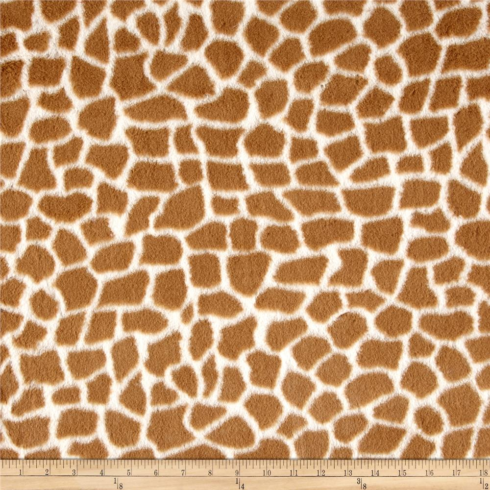 Shannon Shannon Luxe Cuddle Giraffe Natural/Tan