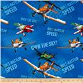 Disney Planes Bolt Rattlin Speed Blue