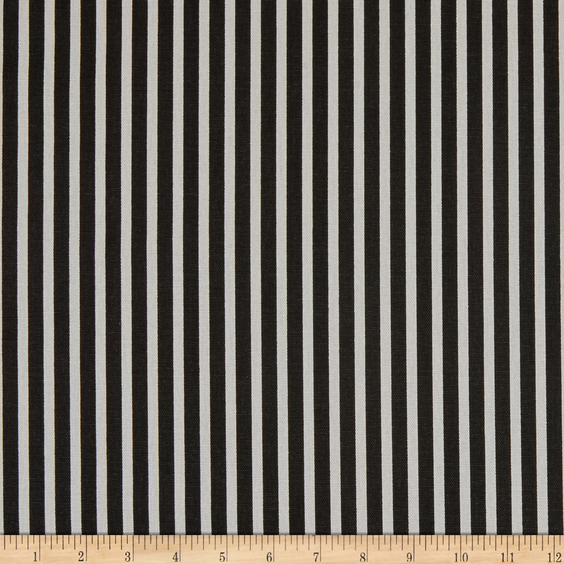 Black White Striped Fabric Anal Glamour