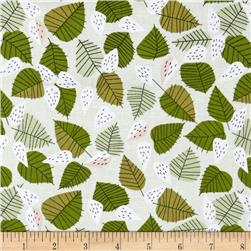 The Lovely Hunt Berry Leaf Green
