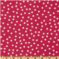Remix Polka Dots Bright Pink